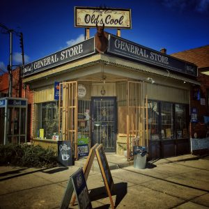 Old's Cool General Store - storefront photograph