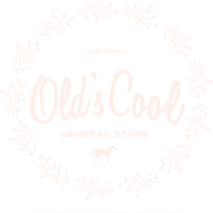 Old's Cool General Store - logo (light)